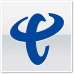 四川电信logo