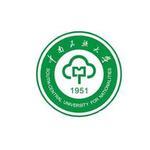 中南民族大学logo