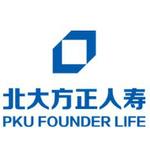 北大方正人寿保险公司logo