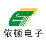 广东依顿电子logo