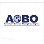 AOBO美国东方生物logo