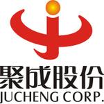 聚成股份logo