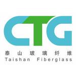 泰山玻璃纤维有限公司logo