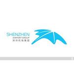 宝安机场logo