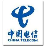 福建电信logo