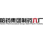 哈药六厂logo