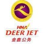 金鹿公务机有限公司logo