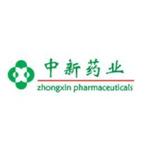 天津中新药业集团logo