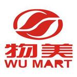 天津物美超市logo