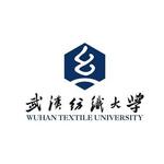 武汉纺织大学logo