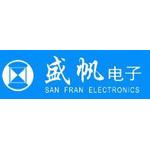 盛帆电子logo
