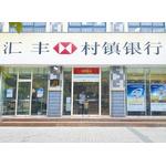汇丰村镇银行logo