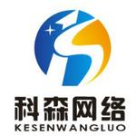 科森网络logo
