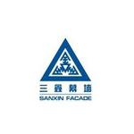 深圳市三鑫幕墙工程有限公司logo