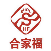 合肥百大合家福logo