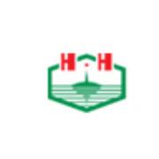 青岛黄海制药有限责任公司logo