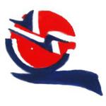 海南华侨中学logo
