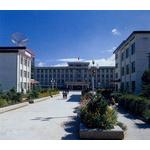西藏大学logo