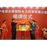 中电投云南国际电力投资有限公司logo