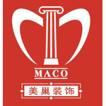 美巢装饰logo