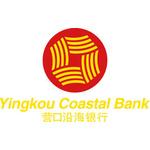 营口沿海银行logo