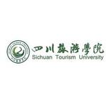 四川旅游学院logo