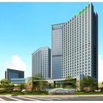 南通綠洲國際假日酒店logo