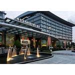 广州白云机场铂尔曼大酒店logo