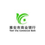 雅安市商业银行logo