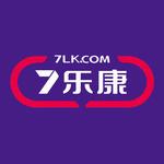 广州七乐康药业连锁有限公司logo