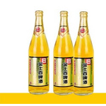 金士百啤酒logo