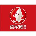 喜家德水饺logo