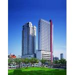 上海城市酒店logo