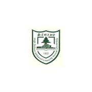 南京师范大学附属中学宿迁分校logo