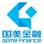 国美金融logo