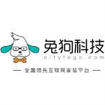 兔狗科技logo