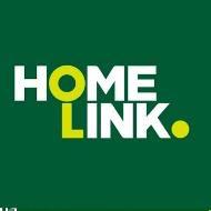 满堂红链家房地产置业公司。logo