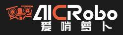 AICRobo爱啃萝卜机器人logo