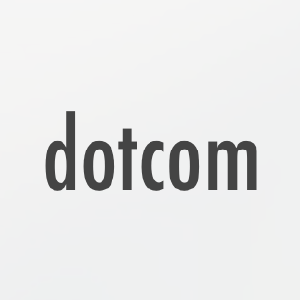 古点 (dotcom)logo