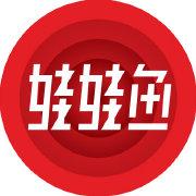 娃娃鱼动画logo
