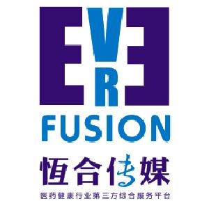 恒合传媒logo