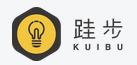 跬步logo