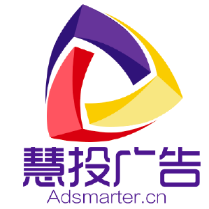 慧投广告logo