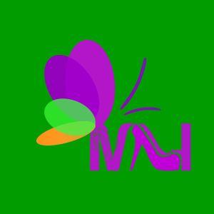 美女会文化传媒logo