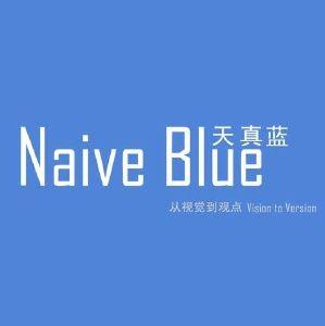 天真蓝北京logo