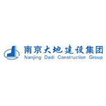 南京大地建设集团logo
