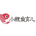 小鲤鱼育儿/凡鱼创想logo
