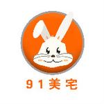 91美宅logo