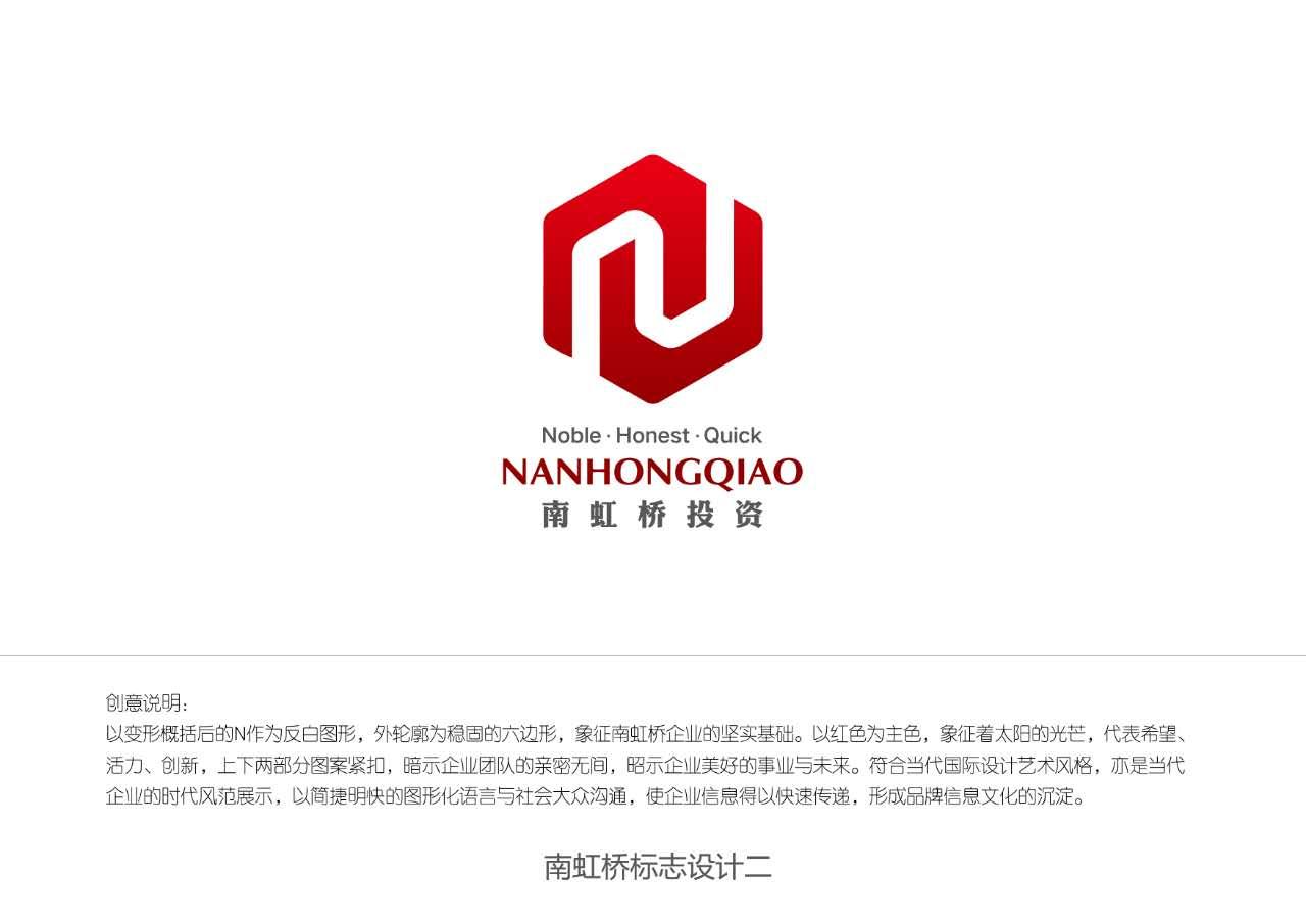 上海南虹桥投资开发有限公司logo