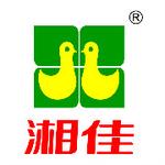 湘佳牧业logo